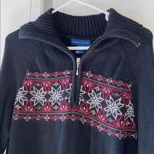 Karen Scott large vintage sweater